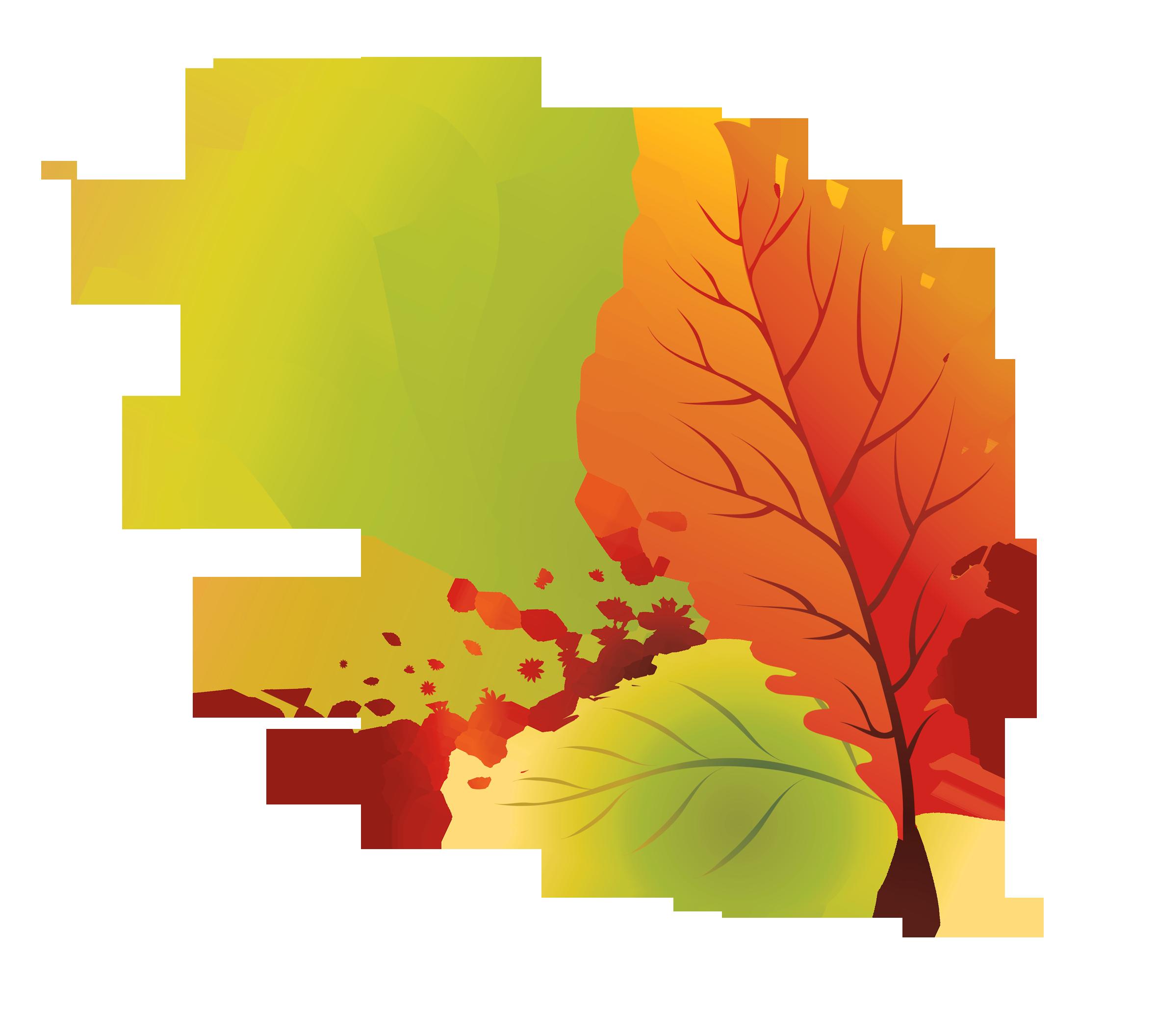 Fall leaves fall clip art autumn clipart 4