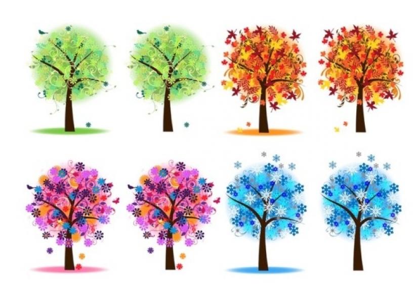 Fall leaves fall clip art autumn clipart 8