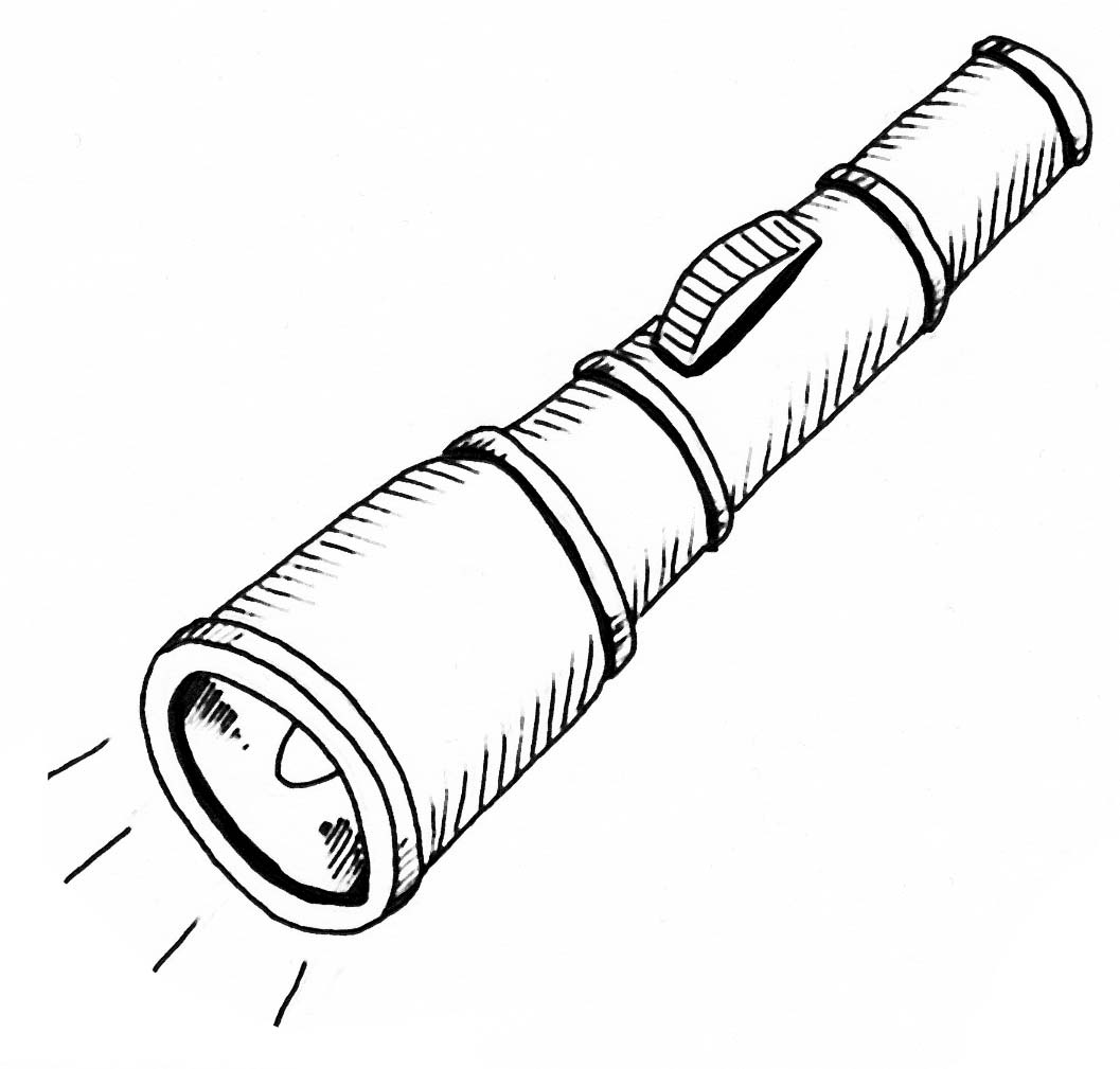 Flashlight clipart download page 2 clipart images download for you