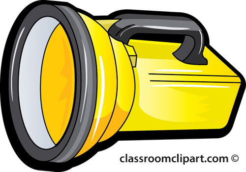 Flashlight clipart free images image 2