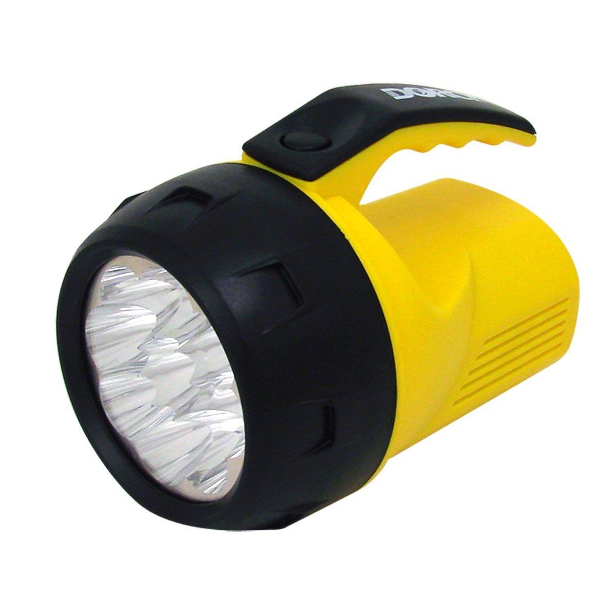 Flashlight elf clip art image