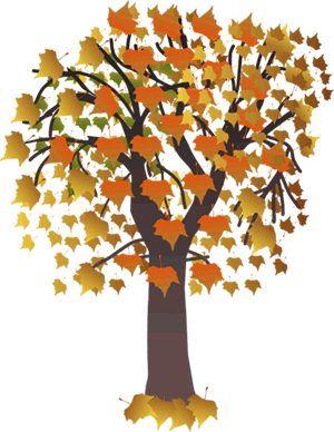 Free autumn and fall clip art collections 2