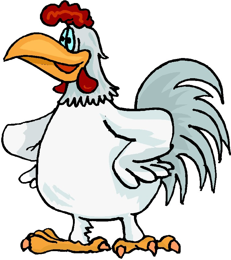 Free chicken clipart images