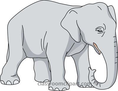 Free elephant clip art clipart 3
