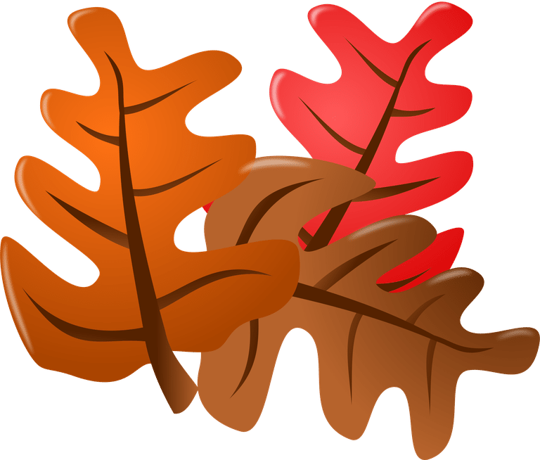 Free fall leaves clip art collections 3