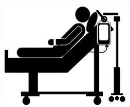 Free hospital bed clipart