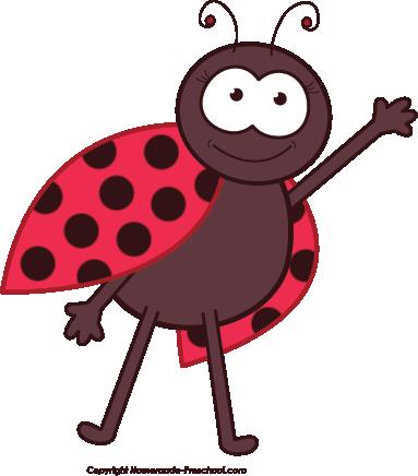 Free ladybug clipart 2