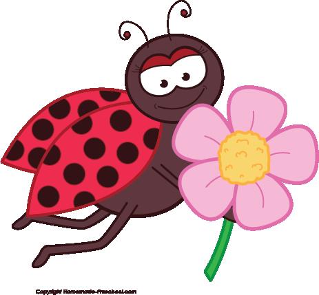 Free ladybug clipart 3
