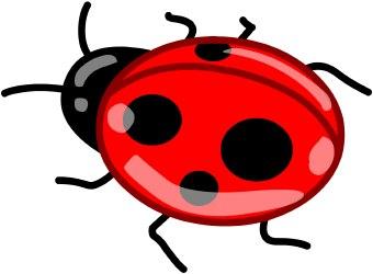 Free ladybug clipart 4 2