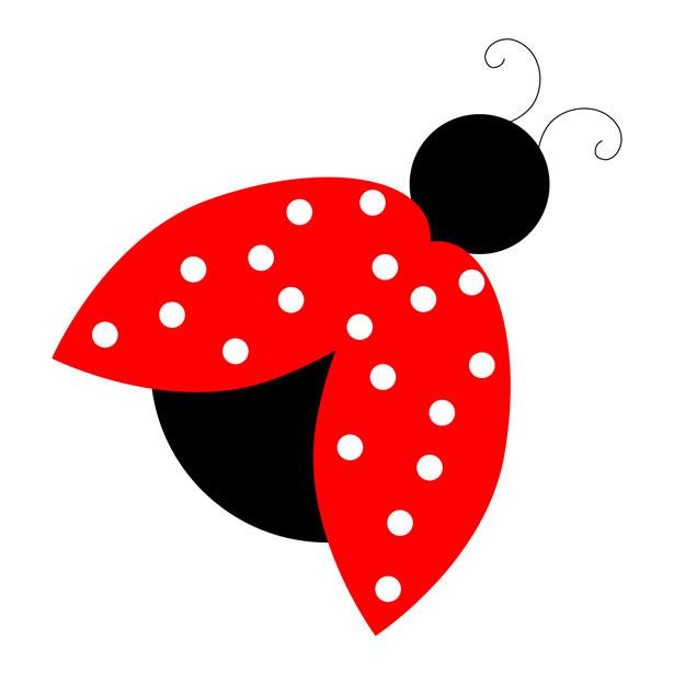 Free ladybug clipart 5
