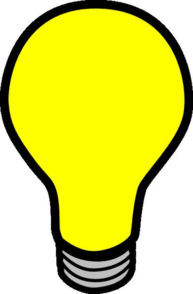 Free light bulb clip art pictures 2