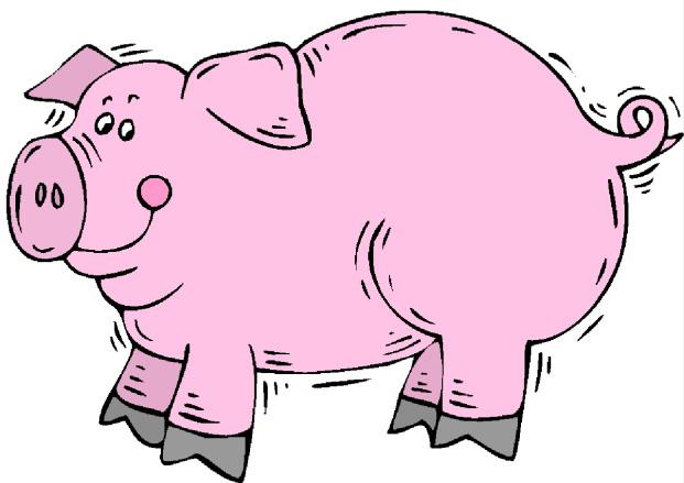 Free pig clip art clipart 2 3