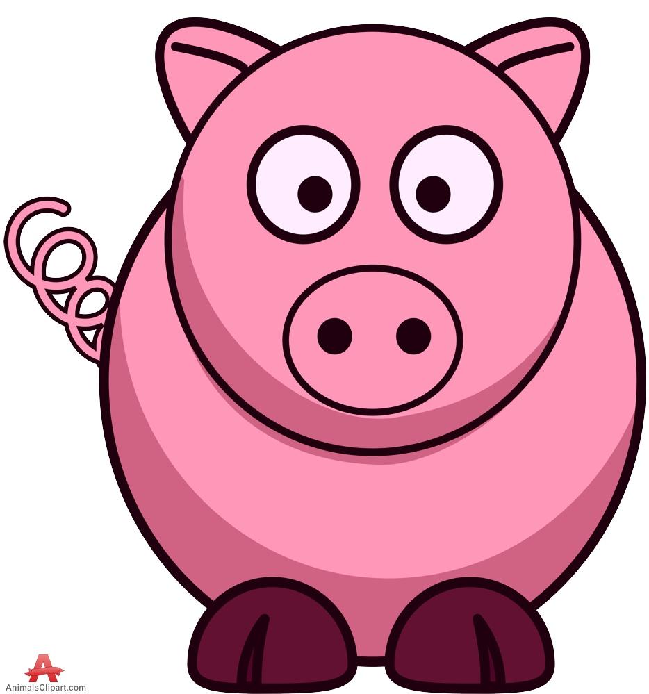 Free pig clip art clipart 2