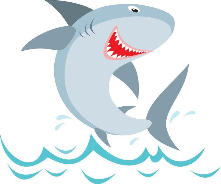Free shark clipart the cliparts
