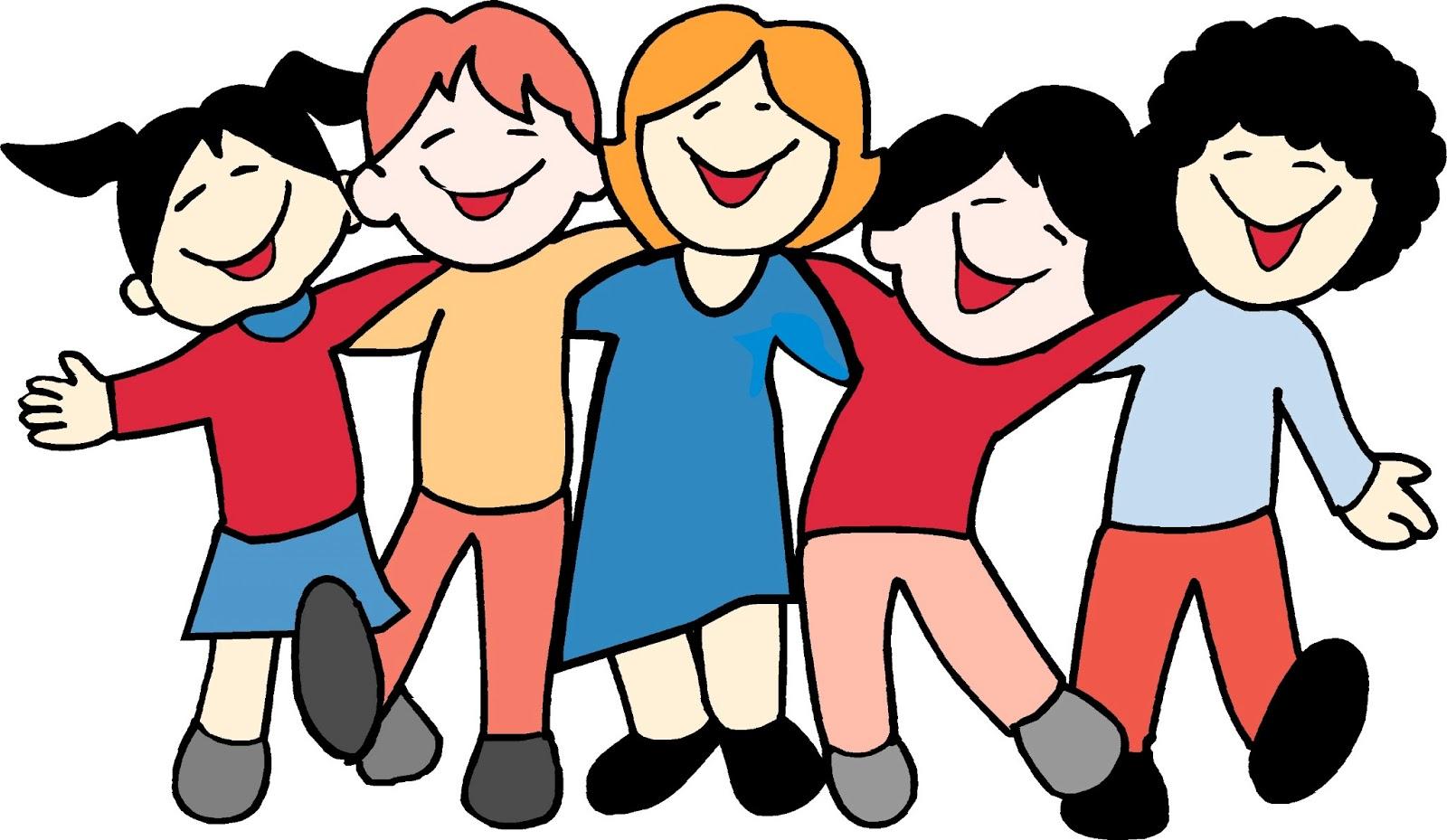 Friendship clip art free clipart images 2