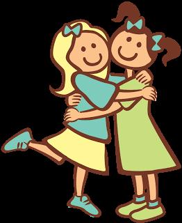Friendship clip art free clipart images 3