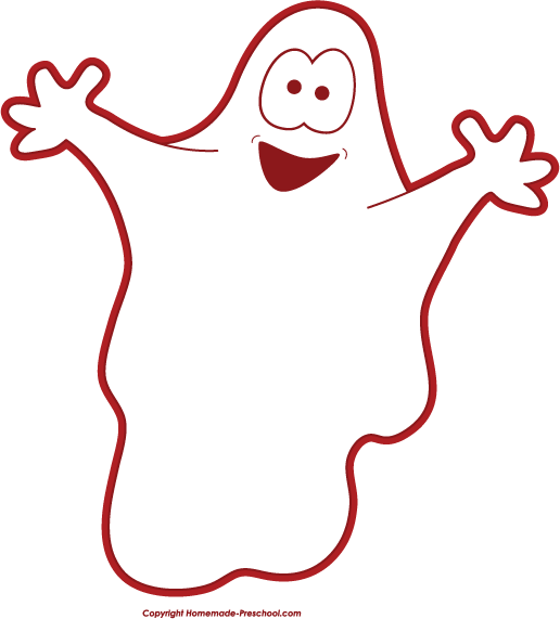 Halloween  black and white free halloween clipart