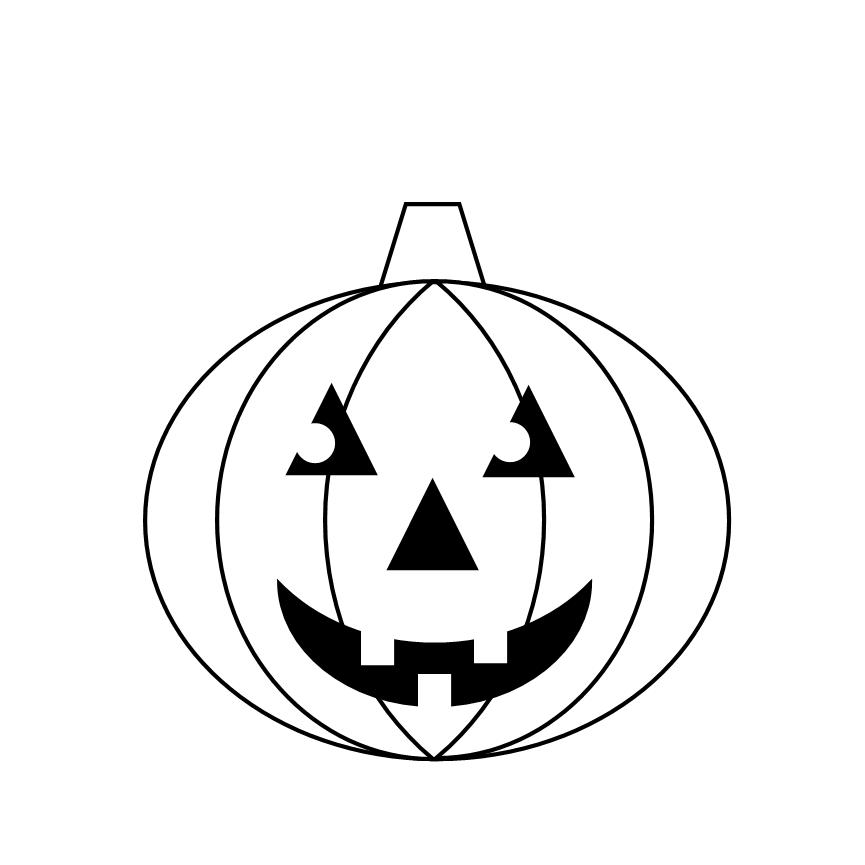 Halloween  black and white halloween black and white halloween clip art 8