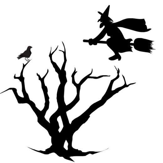 Halloween  black and white halloween black and white halloween clip art 9