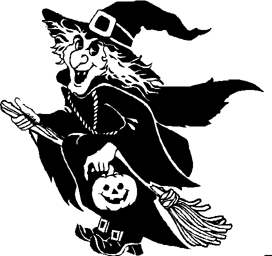Halloween  black and white halloween clip art black and white free clipart 8