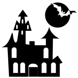 Halloween  black and white happy halloween clip art black and white free 3