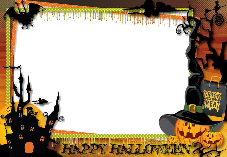 Halloween border halloween clip art borders 2