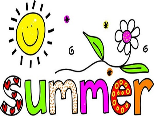 Happy summer clipart free images