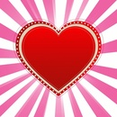 Heart border free vector download 9 free for 3