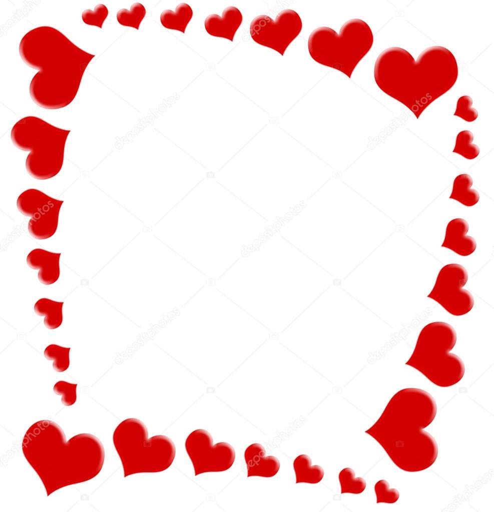 Heart border karenr 6