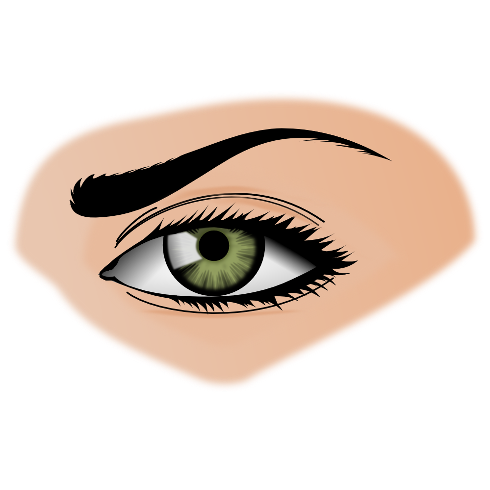 Human eye clip art free vector for download about 2