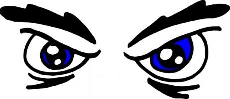 Image of cartoon eyes clipart 6 clip art