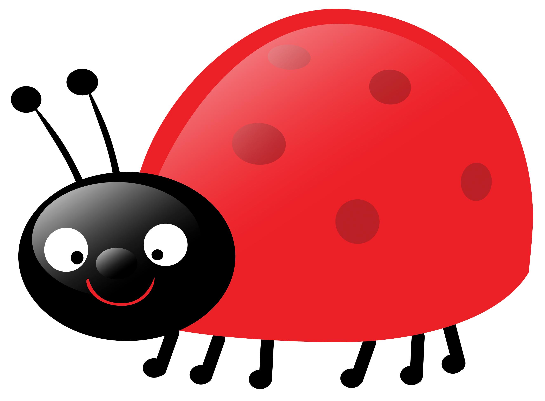 Ladybug clipart black and white free images 2