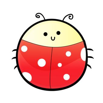 Ladybug clipart tumblr
