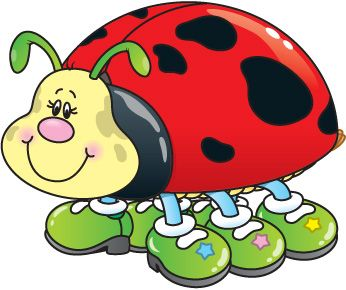 Ladybug images about lienky on clip art