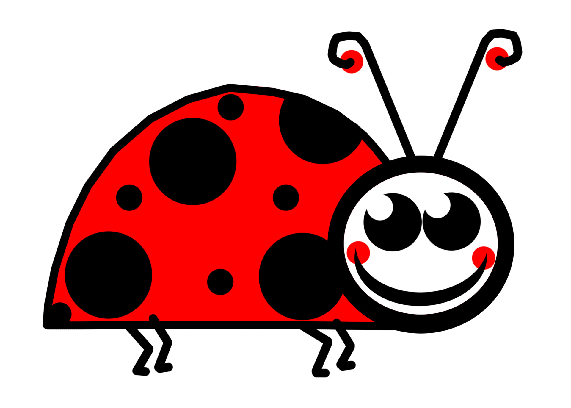 Ladybug lady bug clip art free pictures