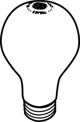 Light bulb christmas lightbulb clipart free images 2