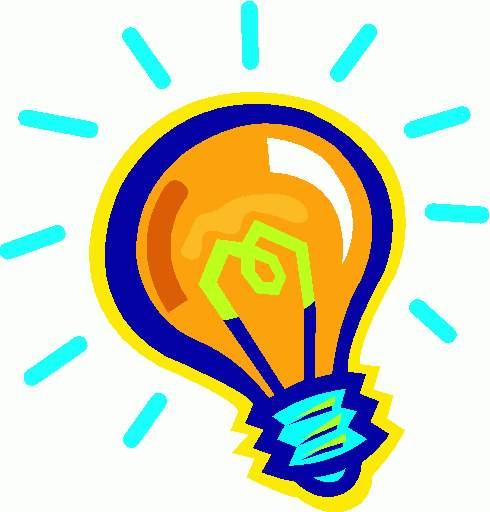 Lightbulb free light bulb clip art 2 clipart