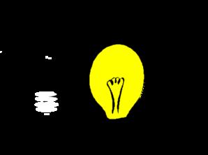 Lightbulb light bulb clip art 3 image 4