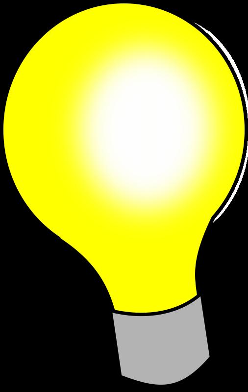 Lightbulb light bulb clip art 3 image 5