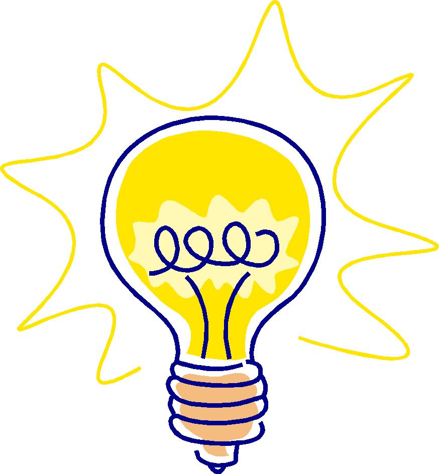 Lightbulb light bulb clip art image 2 2