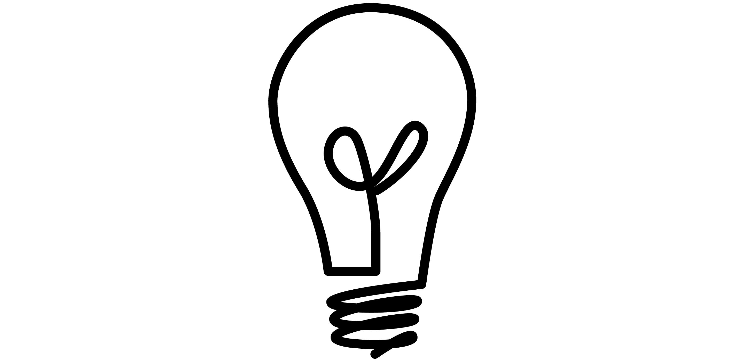 Lightbulb light bulb clip art image 2