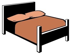Make bed clipart free images 3