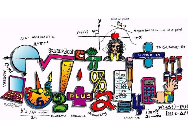 Math clip art for teachers clipart download