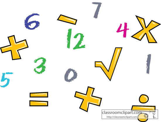 Math clip art free clipart images 4