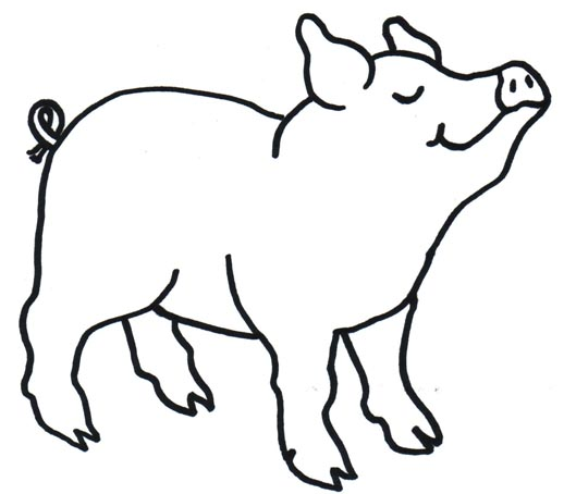 Pig clip art pictures free clipart images