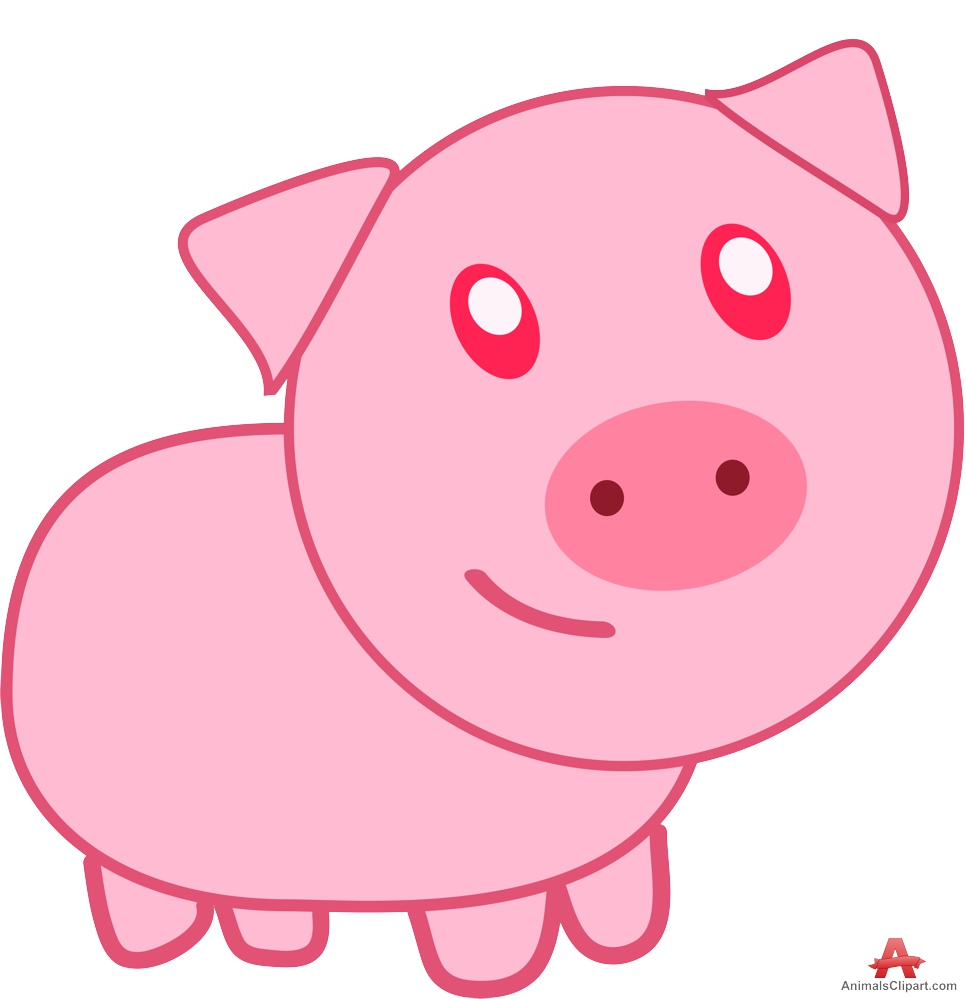 Pig clipart pigclipart pig clip art animal photo and images