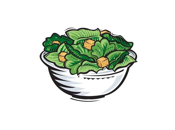 Salad clip art clipart 2 clipartbarn