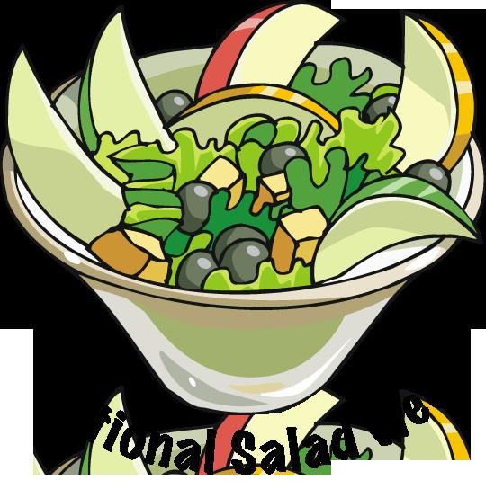 Salad clip art clipart clipart 2