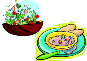 Salad clip art clipart clipart