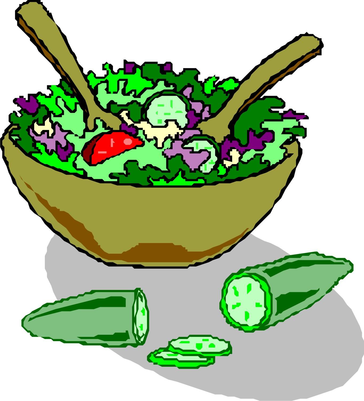 Salad clip art free clipart images 3